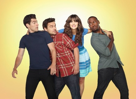 New Girl_Winston tension promo shot