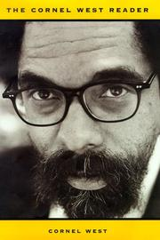 Cornel West Reader (cover)