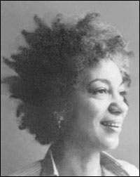 June Jordan (portrait)