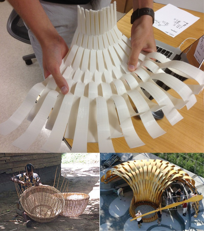 Weave model