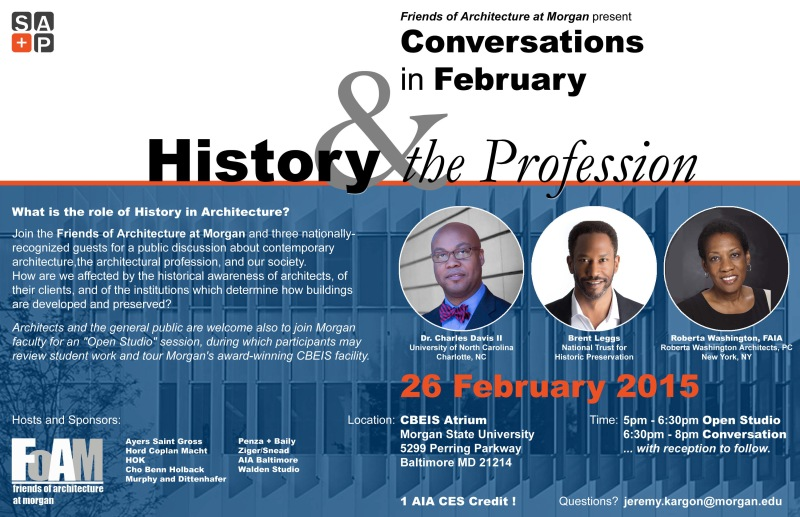 History and the Profession (poster)